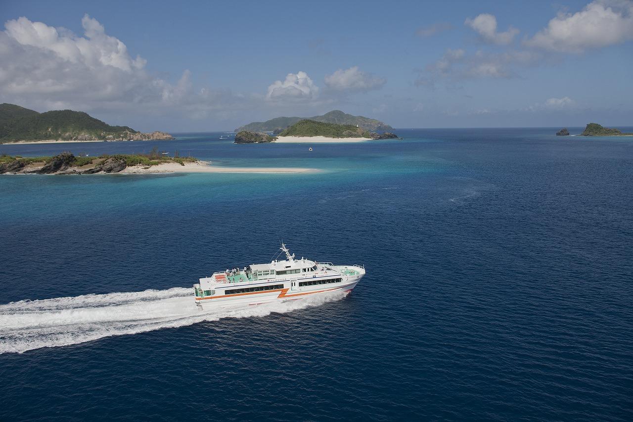 Reservation of ship is photograph early: Kaoru Soehata / PHOTOWAVE