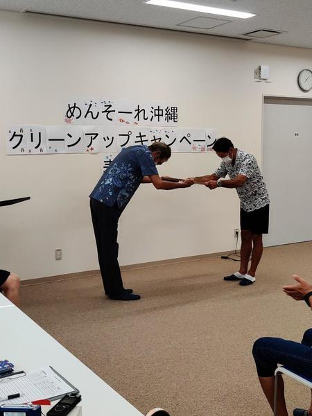 クリーンアップキャンペーン_201001_座間味マリンレジャー協会 宮里.jpg